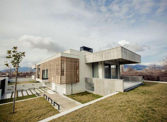 Κατασκευές βιοκλιματικών κατοικιών