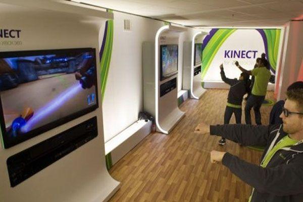 Kinect technologie
